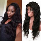 Brazilian Remy Human Hair Full Front Lace Wigs Body Wave ...