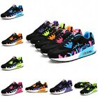 Women Fashion Breathable Athletic Lace Up Casual Shoes Sneakers Running Shoes