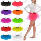 New Ladies Sparkly Sequin Ballet Tutu Party Fancy Dress Dance Halloween Skirts