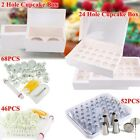 Cupcake Box/46/52/68pc Fondant Cake Icing Piping Nozzles Kit Cutters Mold Mould