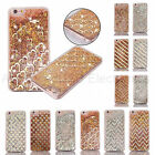 Pattern Shape Star Glitter Liquid Quicksand Cover Case For iPhone 6 6S 7 7 Plus