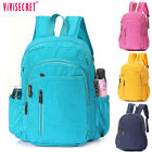 Women Child Waterproof Candy color School travel Backpack Bags knapsack Boy Girl