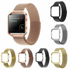 Milanese Magnetic Loop Stainless Steel Wrist Band Strap For Fitbit Blaze Watch