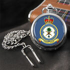 RAuxAF Royal Auxiliary Air Force 7644 Squadron  Pocket Watch