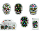 NEW Day of the Dead Skull Hand Warmer 10cm
