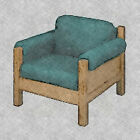 Woods End Replacement Cushion Cover Set: covers only