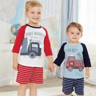 Mud Pie Little Boys Little Truck T-Shirts 12M-5T#1052180