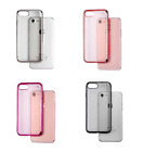 For iPhone 7 Glassy SPOTS Electroplated Premium Armor Candy Skin Case Cover $8.28 USD