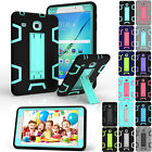 """Hybrid Shockproof Stand Armor Back Case Cover For Samsung Galaxy Tab E 8.0"""" T377"""