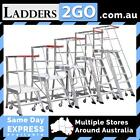 MONSTAR ORDER PICKER LADDERS 2 TO 6 STEP VERSIONS AVAILABLE (NSW)