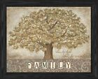 Our family tree, Framed print, by artist Annie LaPoint (ALP1240)