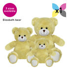 1 Elizabeth Teddy Bear Without Clothing Blank Plain Soft Toy Plush Gift