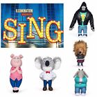 "Buy 1 Get 1 50% Off Sing Movie 6"" Plush Set/5 Meena Rosita Johnny Buster Ash"