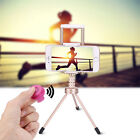 Wireless Remote Control Bluetooth 4.0 Selfie Camera Shutter for Samsung iPhone