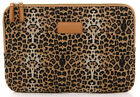 "13""13.3"" Leopard Laptop Case Cover Carry Bag Notebook Sleeve Pouch For Sony Mac"