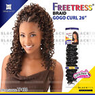 "GOGO CURL 26"" Freetress Synthetic Crochet Braiding Hair"