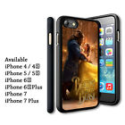 Beauty And The Beast Best Selling For iPhone Print on Hard Plastic