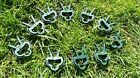 REUSABLE PLANT CLIPS PATIO SUPPORT FIXING CLIPS SPRING GARDENING SET 20 PACK