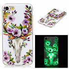 XS For Samsung Series Phone HD Noctilucent Soft TPU Case Back Cover Skin