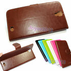 PU Leather Wallet Case Cover For MLS iQTalk Diamond Smartphone /You choose model