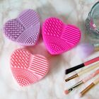 Cuoricini Pulisci Pennelli da Trucco in Gomma - Make Up Brush Cleaner Hearts