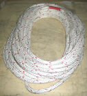 "New England Ropes Stay Set X  66' of 1/2"" Line/Rope Red Tracer"