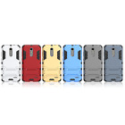 Armor Hybrid Case Stand Holder PC+TPU Silicone Shockproof Cover For ZTE phones