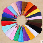 "22 Colour - 4""(10 cm) Fashion Craft Long Tassel Ear Ring Fringe Tassel Trim (A2)"