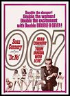 Dr No  British Movie Posters Classic & Vintage  Films £13.99 GBP