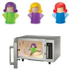 5pcs ECO Angry Mama Microwave Cleaner Cooking Kitchen Gadget Cute Cleaning Tools