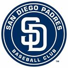 San Diego Padres Baseball Vintage Decal Sticker Self Adhesive Vinyl on Ebay