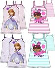 Doc Mcstuffins Or Princess Sofia Nightie Nightdress Official Character Age 2-6Y