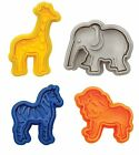 Mrs. Anderson's Baking Animal Cracker Cookie Cutters Set Of 4