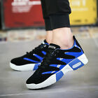 New Sneakers Men's High Top Athletic Shoes Casual Sport Running Sportswear Shoes