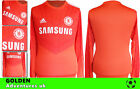 *14 / 15 - ADIDAS ; CHELSEA HOME GK SHIRT LS / PERSONALISED = SIZE*
