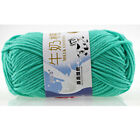 SALE LOT OF 1 Ball X 50g NEW Chunky Hand-woven Milk Cotton HAND Knitting Yarn M