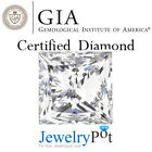 3.03CT F SI2 Princess GIA Certified & Natural Loose Diamond Stone (2131725971)