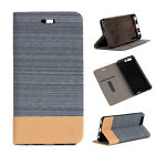 Card Holder Wallet Flip PU Leather Case For Huawei Vodafone Elephone ZTE Oneplus