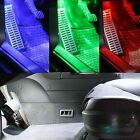 VW Golf 4 5 6 7 PASSAT POLO Touran Footwell Lighting LED SMD White Red