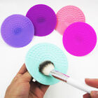 Silicone Makeup Brush Cleaner Cleaning Mat Cosmetic Scrubber Board Mat Tool 2017