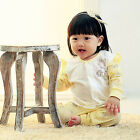 Baby Yellow Deer Lounge Wear Loose fit Style Made in Korea