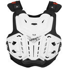 NEW LEATT Adult Body Armour Chest Protector 4.5 White MX SX Motocross Racing