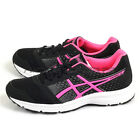 Asics Patriot 8 Black/Hot Pink/White Sportstyle Basic Running Shoes T669N-9020