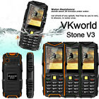 VKworld Stone V3 Waterproof Dustproof Dual SIM Keyboard Mobile Phone