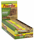 Powerbar Natural Energy Cereal Karton 24 Riegel 40g *Mindesthaltbarkeit 04-2017*