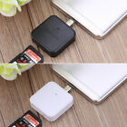 High Speed USB 3.1 OTG Card Reader Adapter Micro 8pin TF SD Micro For Cellphones