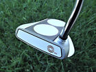 """Tour Issue Odyssey White Hot RX 2-BALL 35"""" Putter Rare White Hot Insert"""