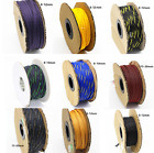 5 meters TIGHT Braided PET Expandable Sleeving Cable Wire Sheath 3MM~12MM