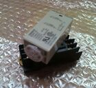 Time relay Delay Timer 0-30 Second 220VAC & Base H3Y-2