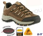 HIKER Hiking Trail Shoes boots sneakers  slip resistant NON MARKING